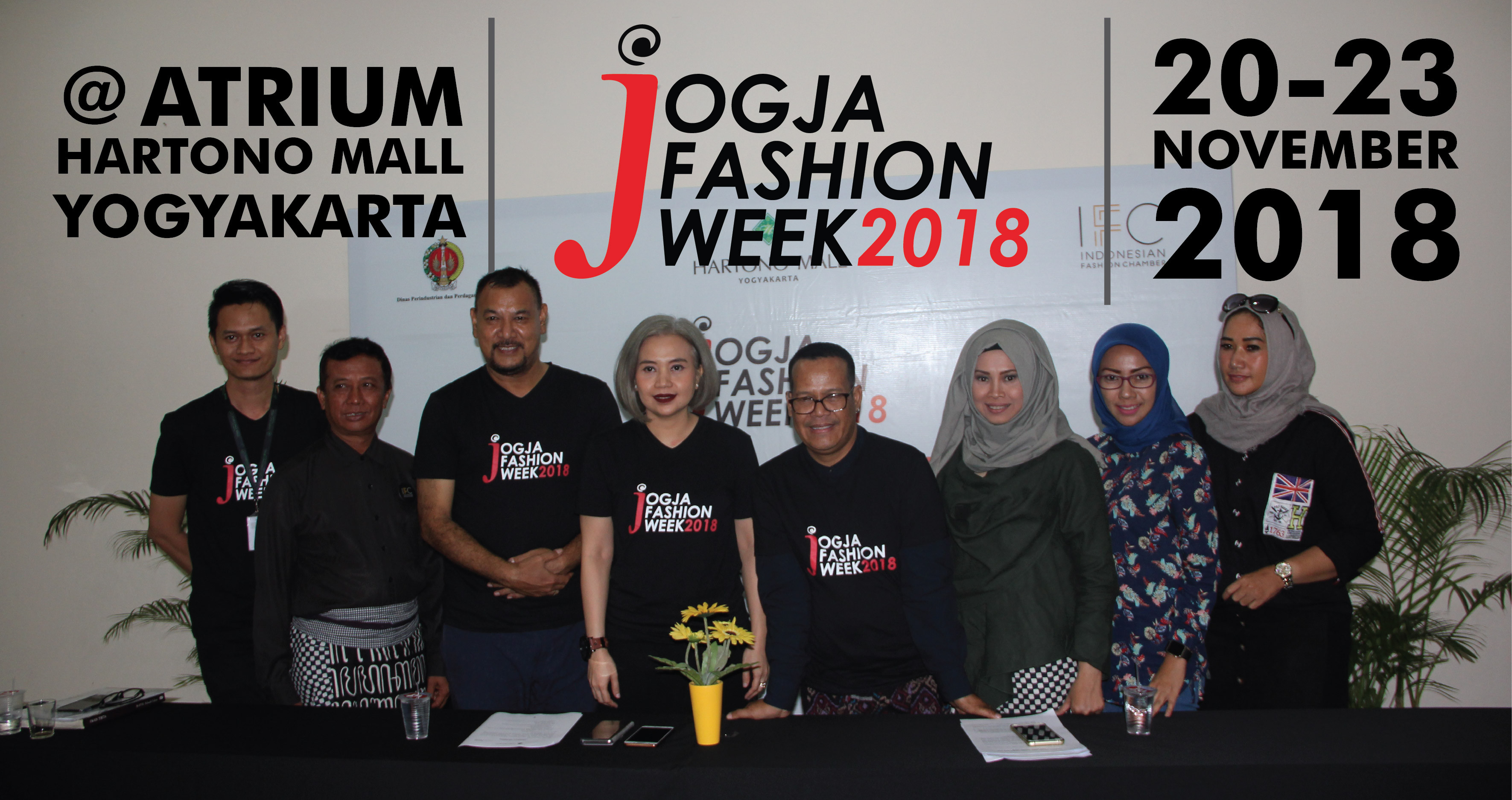 Jadwal Jogja Fashion Week 2018