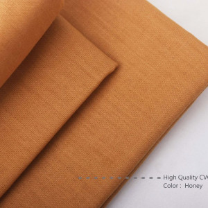 Bahan Kain Spei Katun CVC Warna Honey