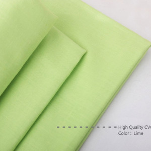 Bahan Sprei Cotton CVC Warna Hijau Lime