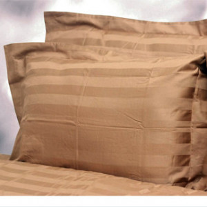 Sprei Dobby Stripe 3cm brown