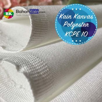 Kain Kanvas Polyester KCPE 10  - Digital Print Canvas