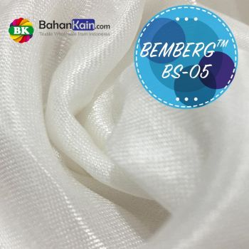 Kain Bemberg Beyond Silk Super Tipis (BS 05)