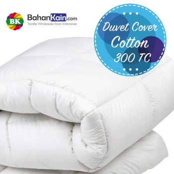 Duvet Cover Hotel Premium Cotton 300 TC