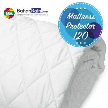 Mattress Protector 120 X 200 Cm Cover Padding 8 Oz