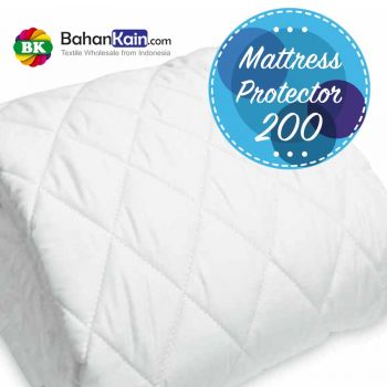 Mattress Protector 200 X 200 Cm Cover Padding 8 Oz