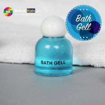 Bath Gell Hotel Botol 25 ml - Amenities Hotel