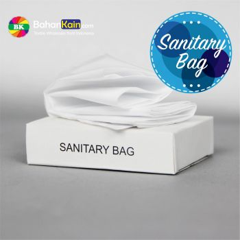 Sanitary Bag - Amenities Hotel