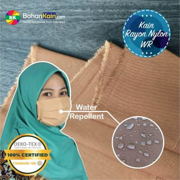 Kain Rayon Nylon Water Repellent