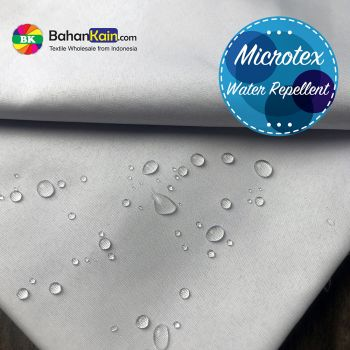 Kain Microtex Anti Air (Water Repellent) Lebar 240 CM