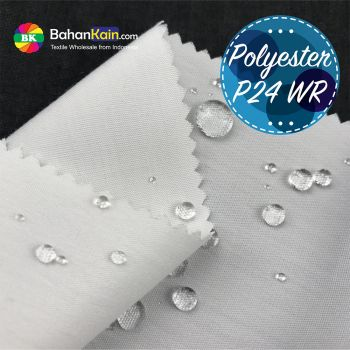 Kain Polyester P24 Water Repellent