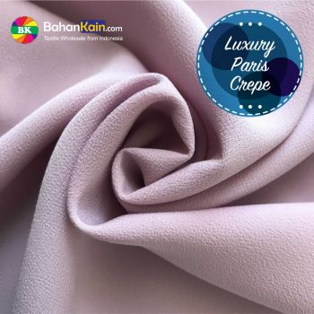 Kain Luxury Paris Crepe 100% Polyester